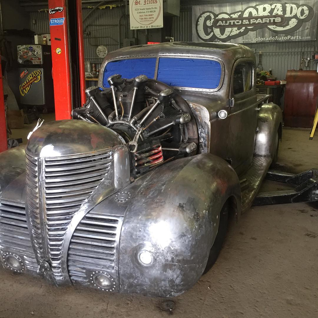 Colorado Auto Parts And Project Cars