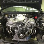Toyota 86 with a 1UZ-FE V8