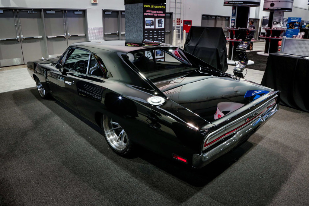 1970 Dodge Charger Tantrum with a 1650 HP Mercury Racing QC4v V8