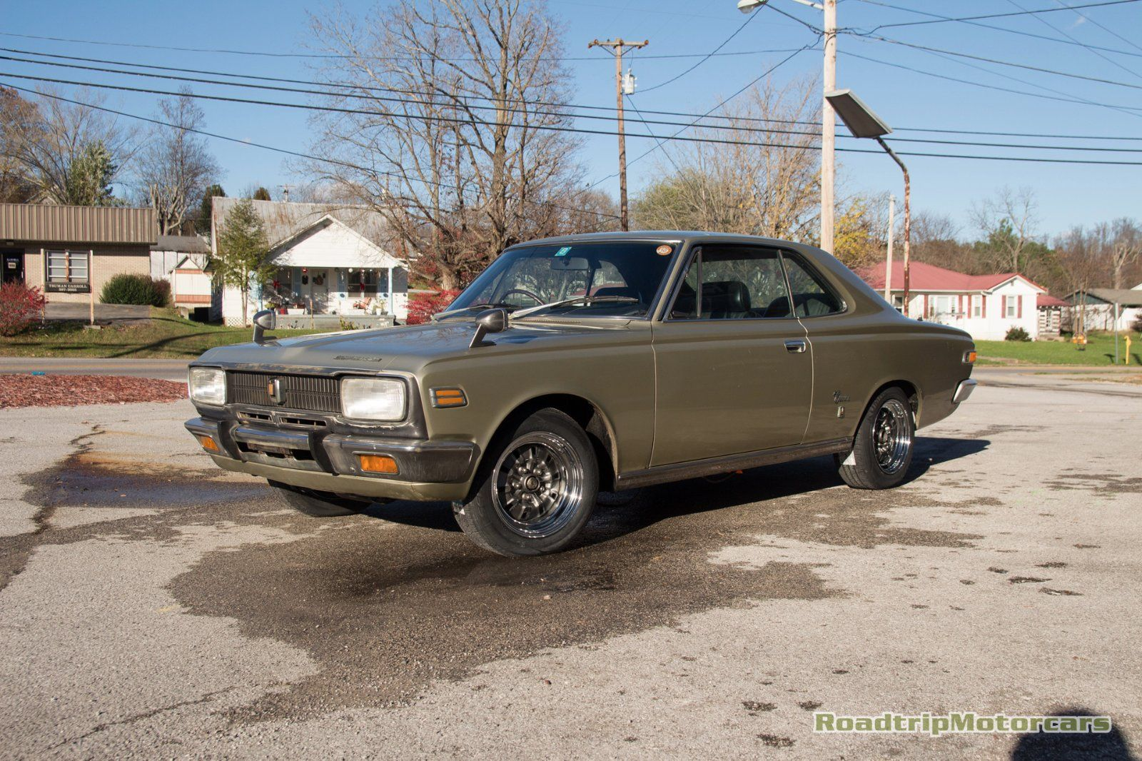 For Sale: 1970 Toyota Crown with a 2JZ-GE – Engine Swap Depot