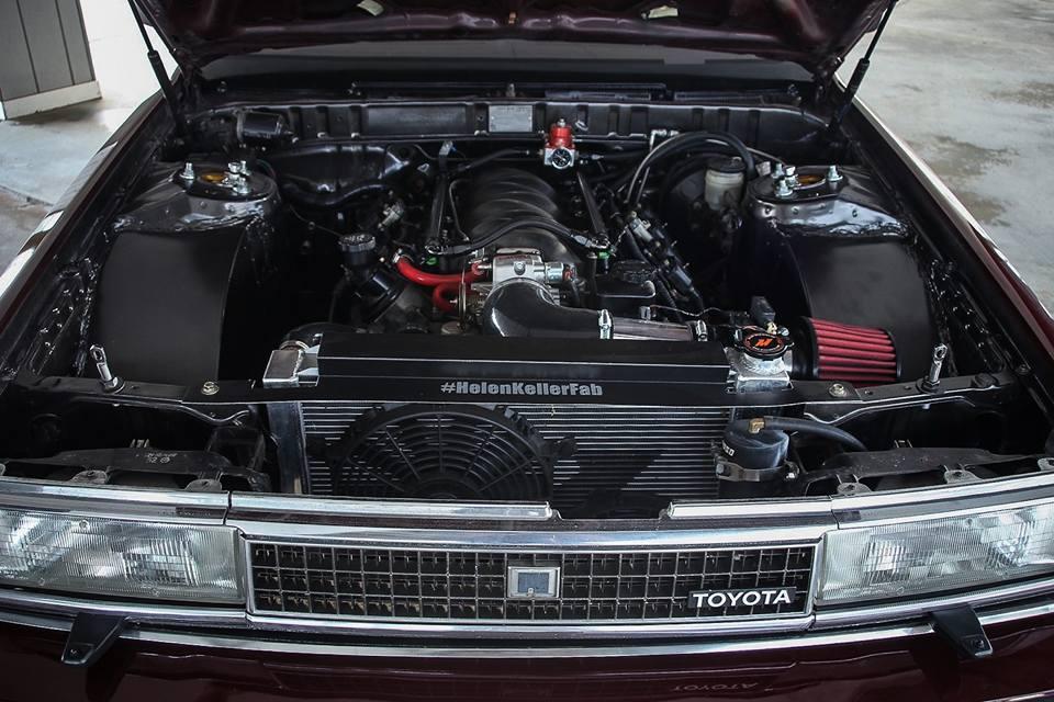 1988 Toyota Cressida with a LSx V8