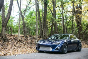 2013 Scion FR-S with turbo 3G-SE