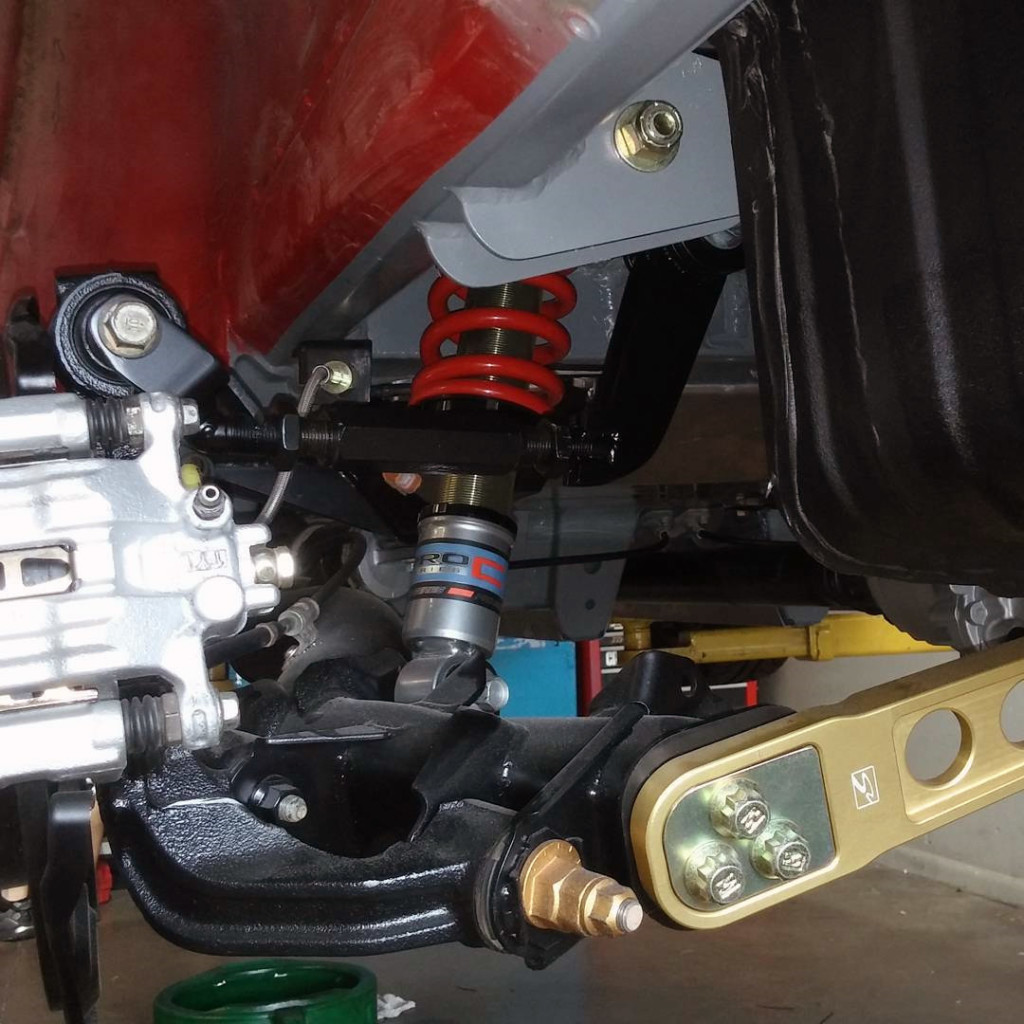 LHT Performance AWD Honda Insight with Turbo K20
