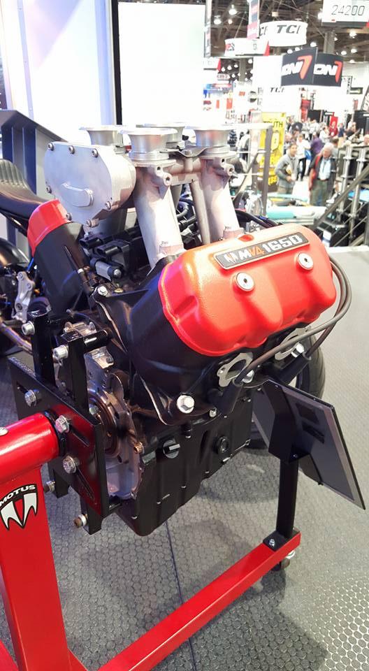 Motus V4 Swap Kit for Polaris RZR XP1000 – Engine Swap Depot