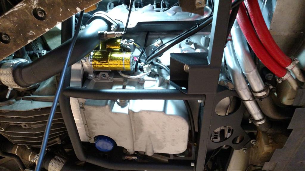 Electric Motor Cradle Mounts