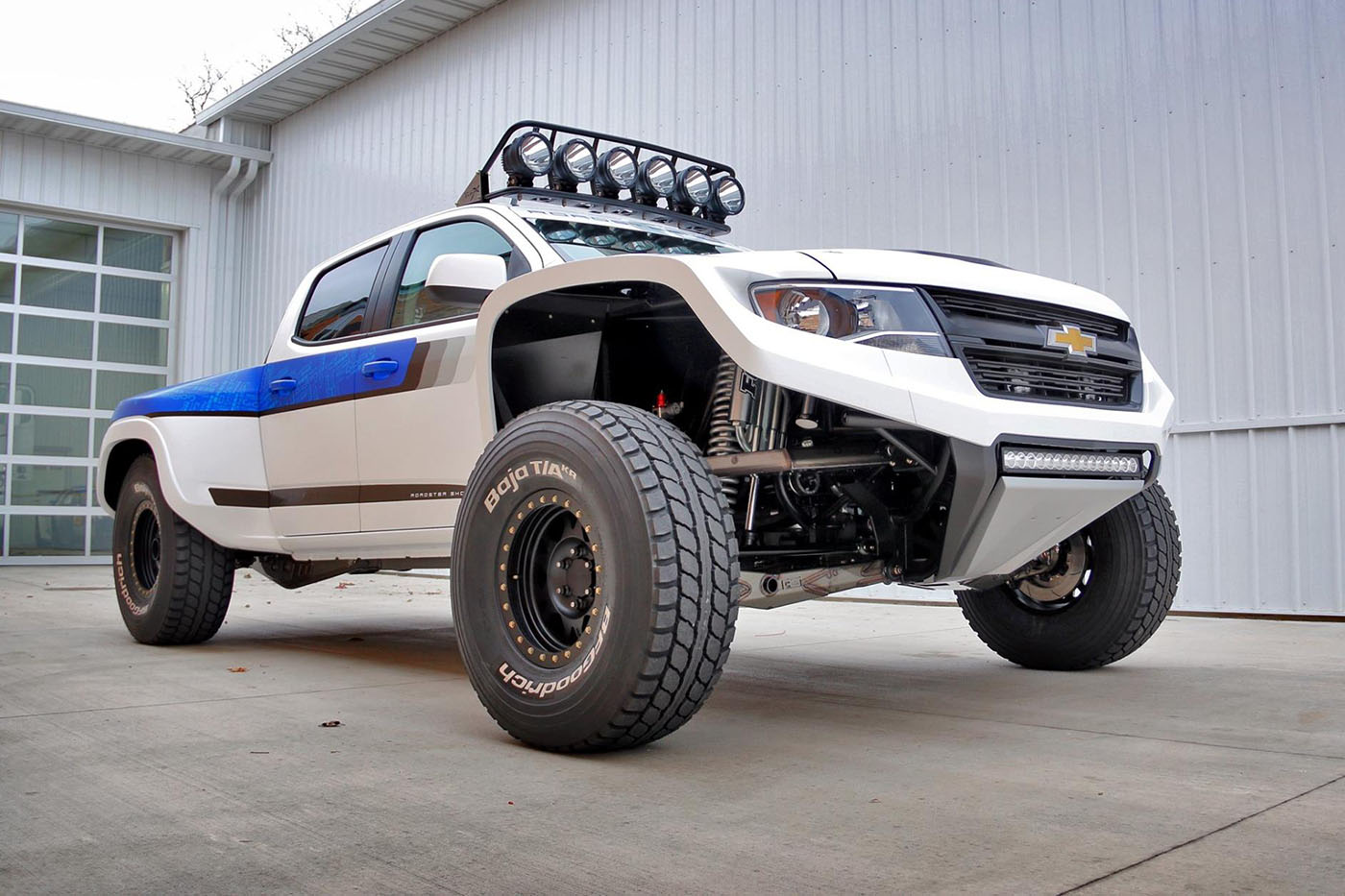 2015 Chevy Colorado With A Ls7 Engine Swap Depot Wiring Harness