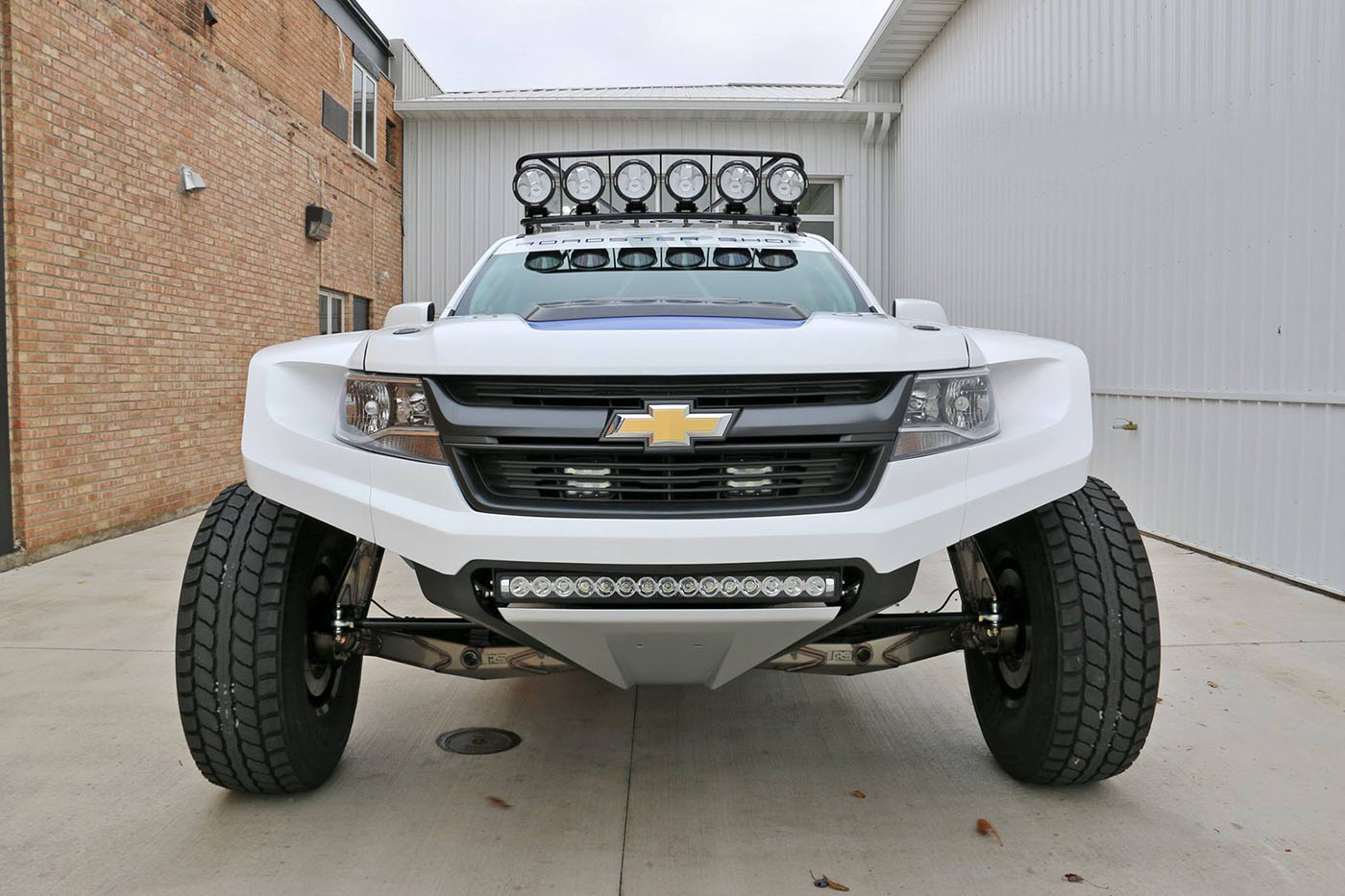 2015 chevy colorado with a ls7 engine swap depot. Black Bedroom Furniture Sets. Home Design Ideas