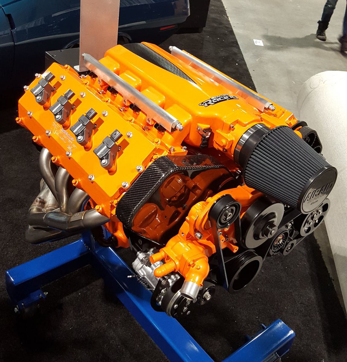 Ls7 Engine Design: Custom Hot Rod With A DOHC LS7