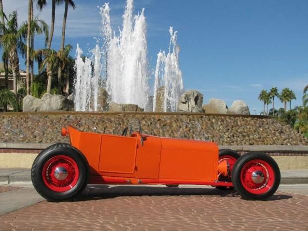1926 Ford Convertible with a 1.8 L Mazda Miata Engine