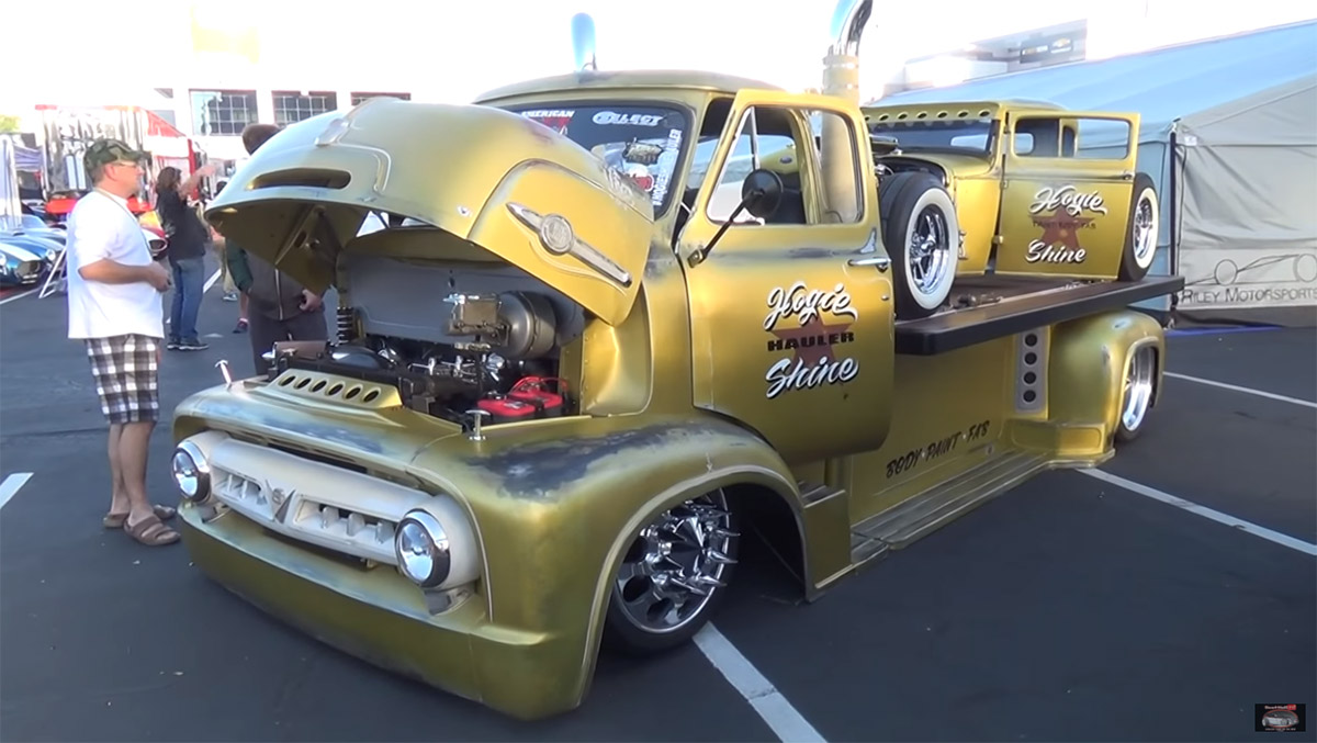 Airbags For Truck >> 1953 Ford C-750 COE with a Cummins I6 – Engine Swap Depot