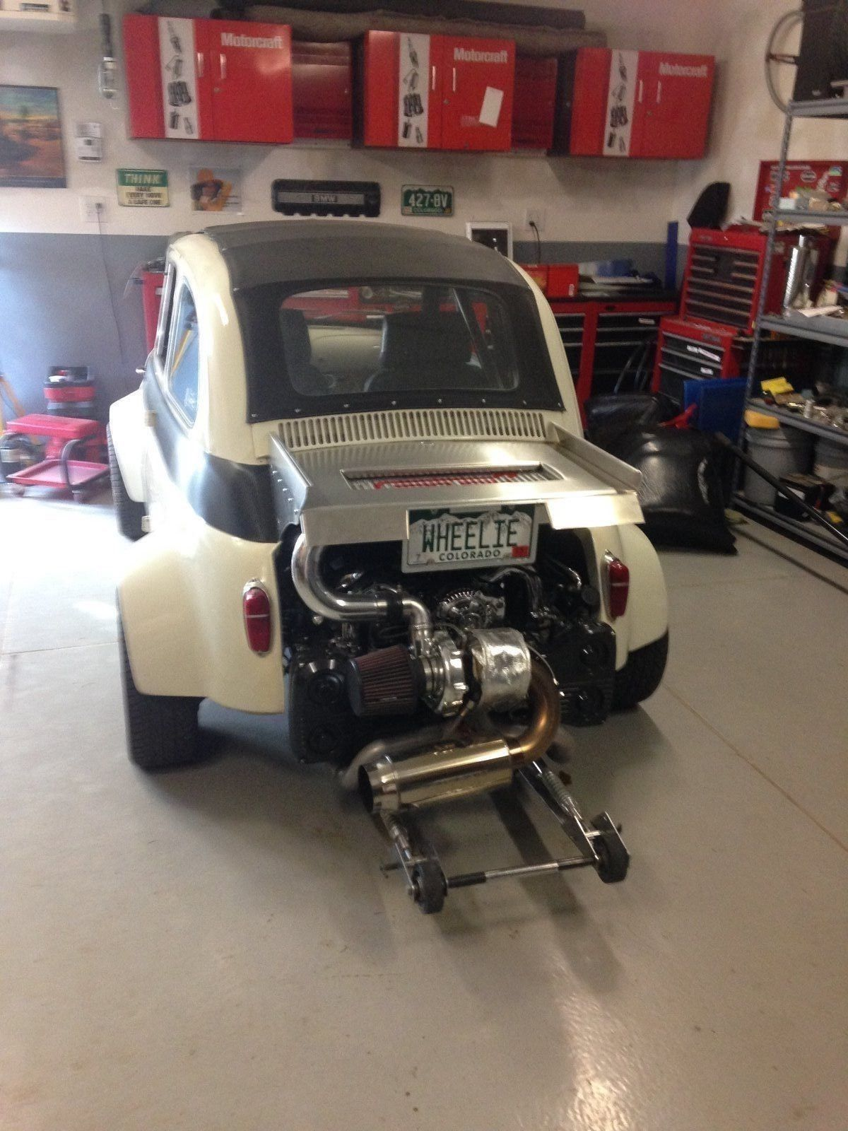 1957 Fiat 500 With A Subaru Ej25  U2013 Engine Swap Depot