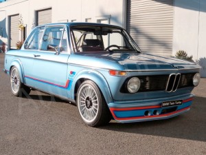 1972 BMW 2002 with a Twin-turbo M54 I6