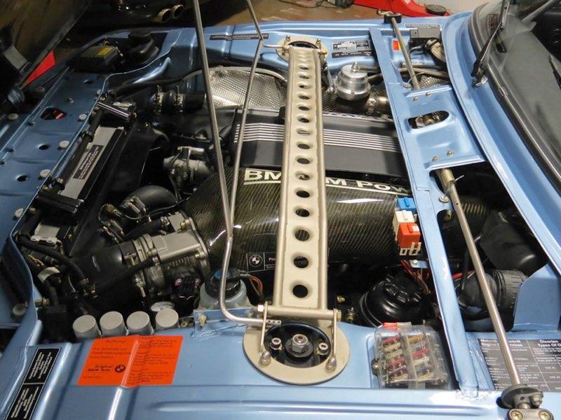 1972 Bmw 2002 With A Twin Turbo M54 Engine Swap Depot