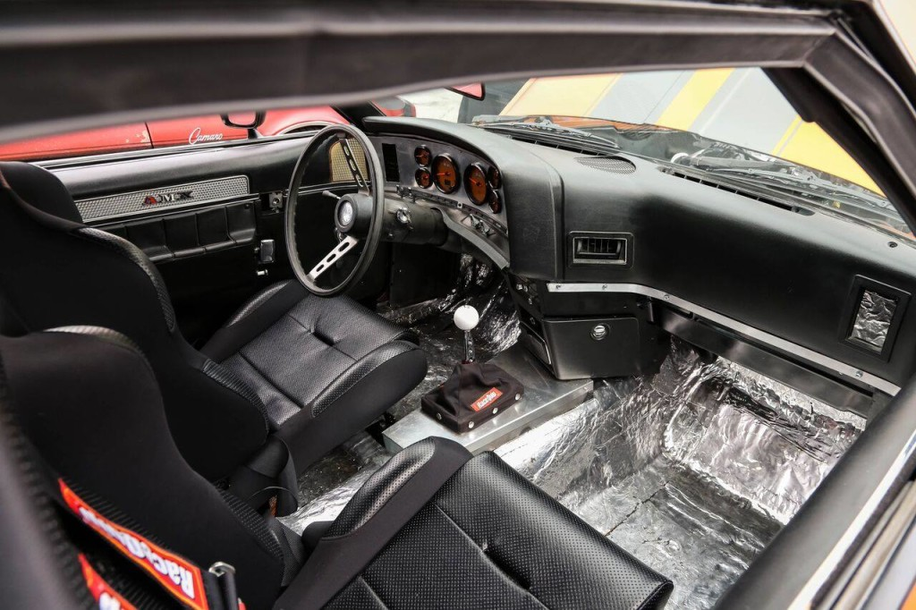 1973 AMC Javelin with a LS3