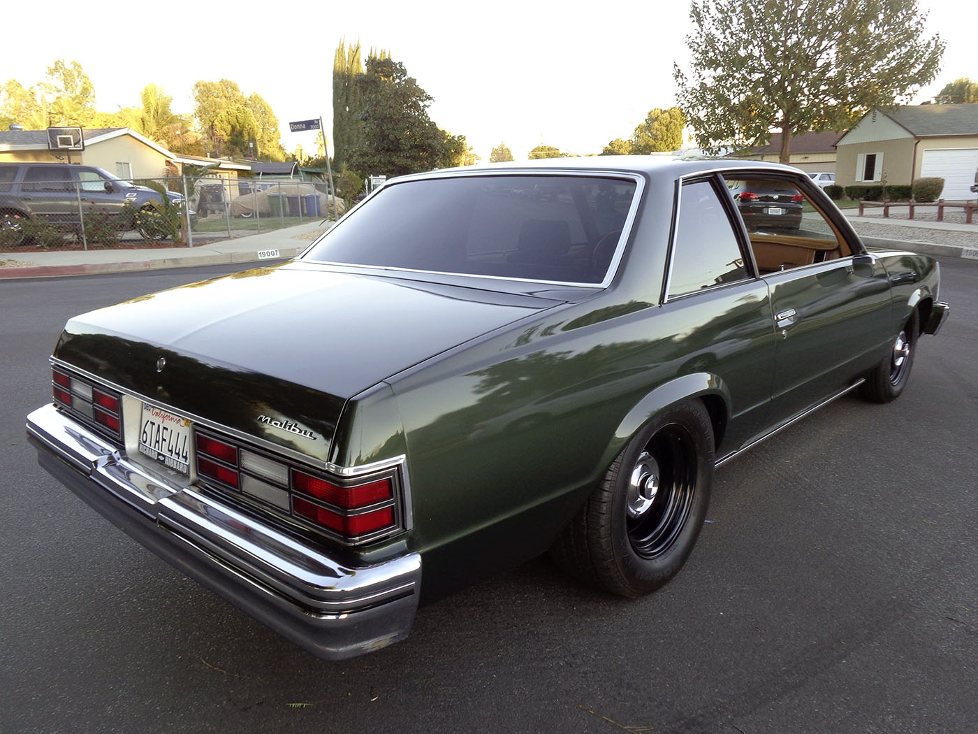 for sale 1980 chevy malibu with a turbo lsx. Black Bedroom Furniture Sets. Home Design Ideas