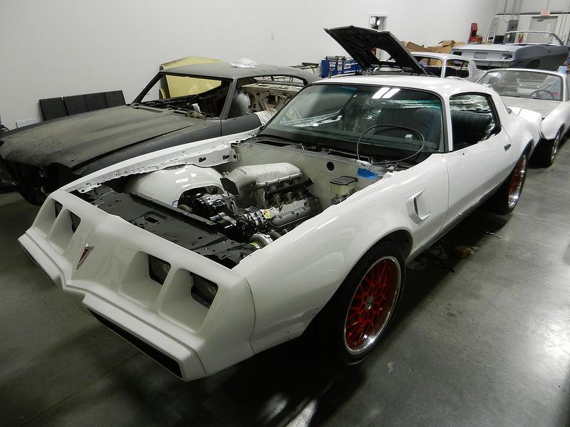 1981 Firebird Trans Am with a Twin-turbo LS9