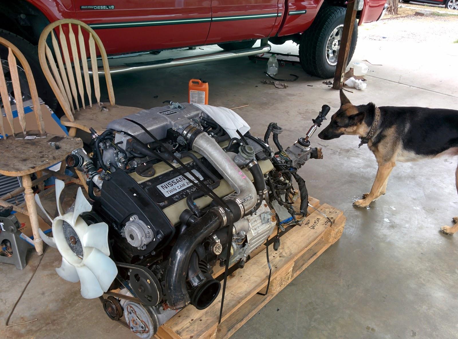 1989 ford ranger engine swap