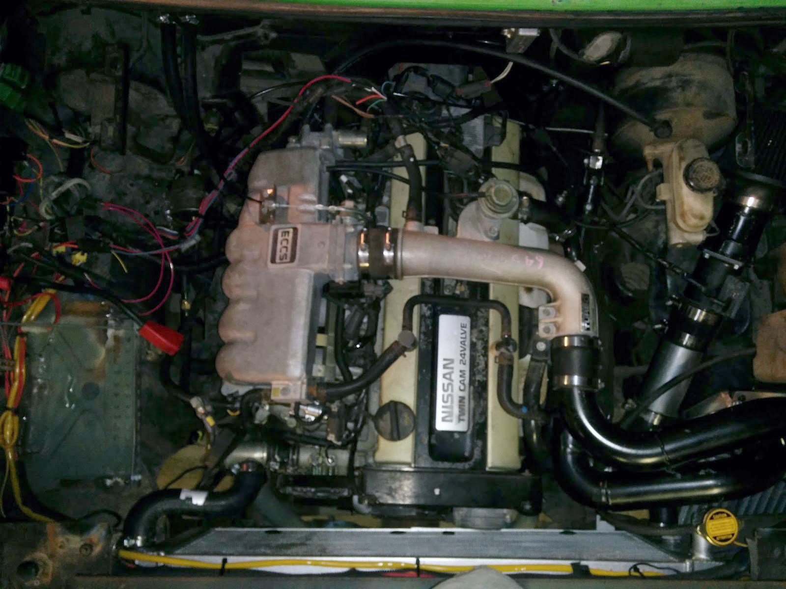 1988 Ford Ranger With A Rb20det Engine Swap Depot Rb20 Wiring Harness