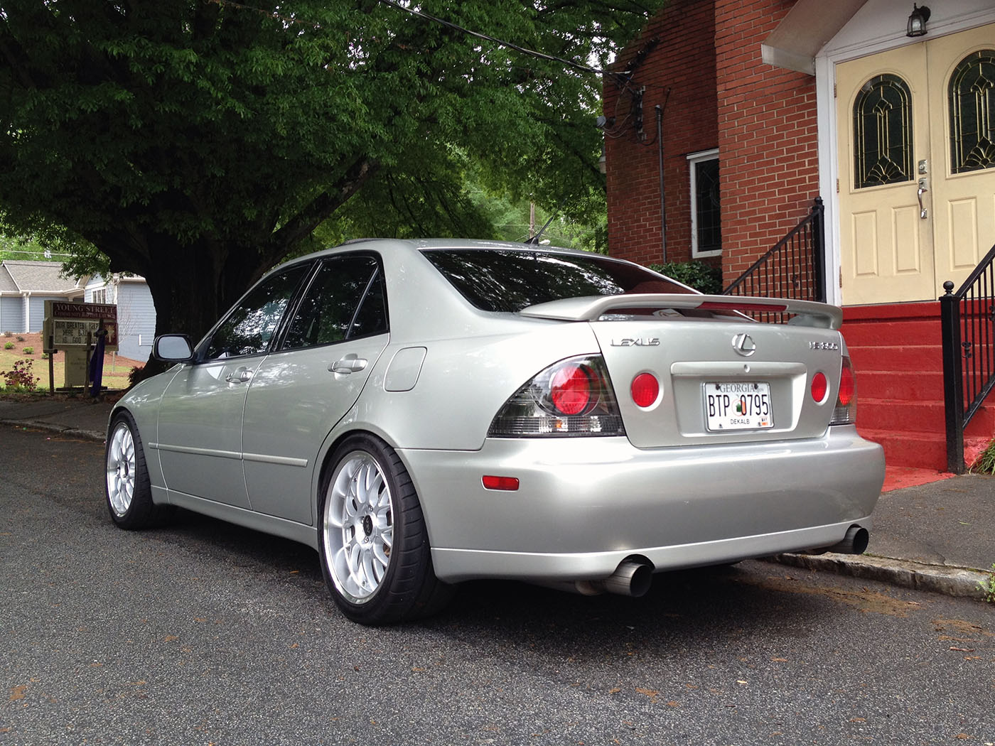 for sale lexus is300 with a ls3. Black Bedroom Furniture Sets. Home Design Ideas