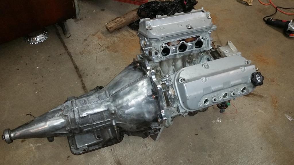 Honda S2000 with a Turbo J32 – Engine Swap Depot