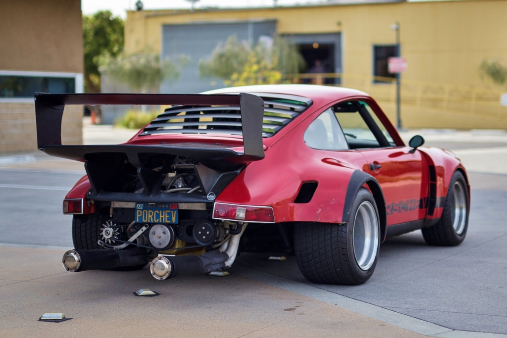 For Sale The First V8 Swapped Porsche In The World Engine Swap Depot