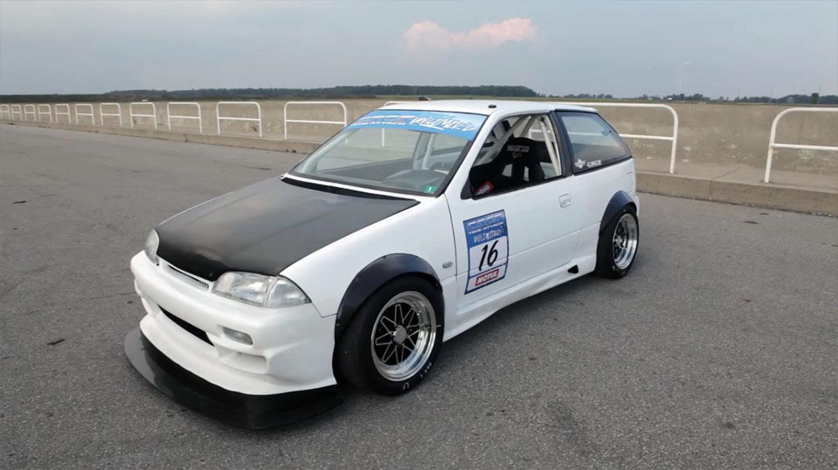 Suzuki Swift Rally