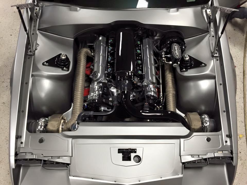 1990 Camaro with a Twin-turbo LSx
