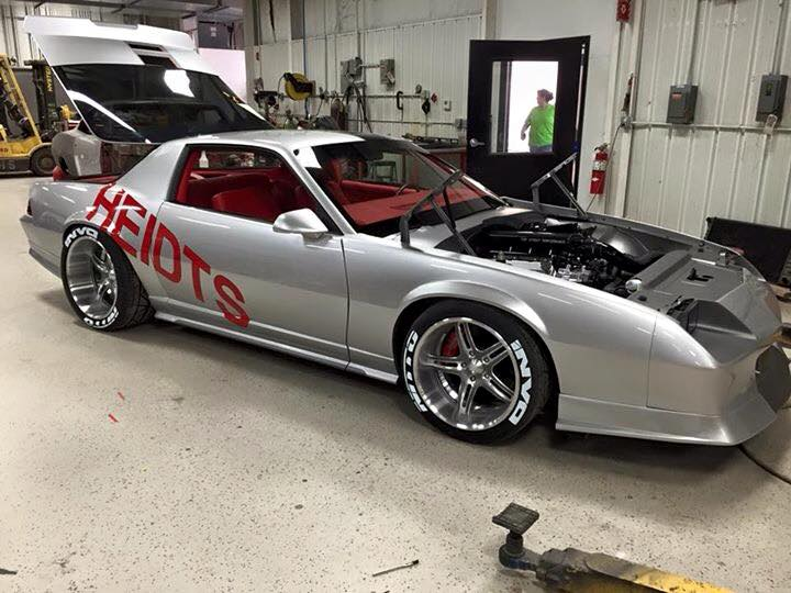 1990 Camaro with a Twin-turbo LSx