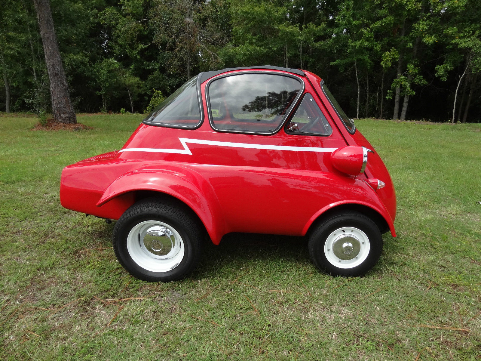 BMW Isetta with a Corvair Engine – Engine Swap Depot