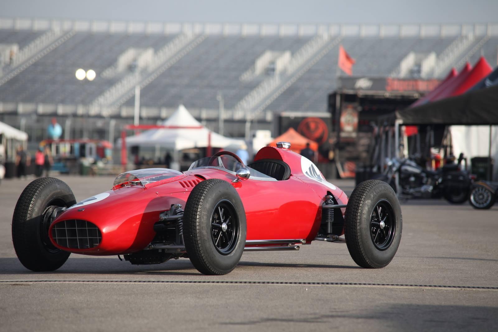 Rcr Monoposto Ferrari F Replica With A Motus V on V4 Crate Engine