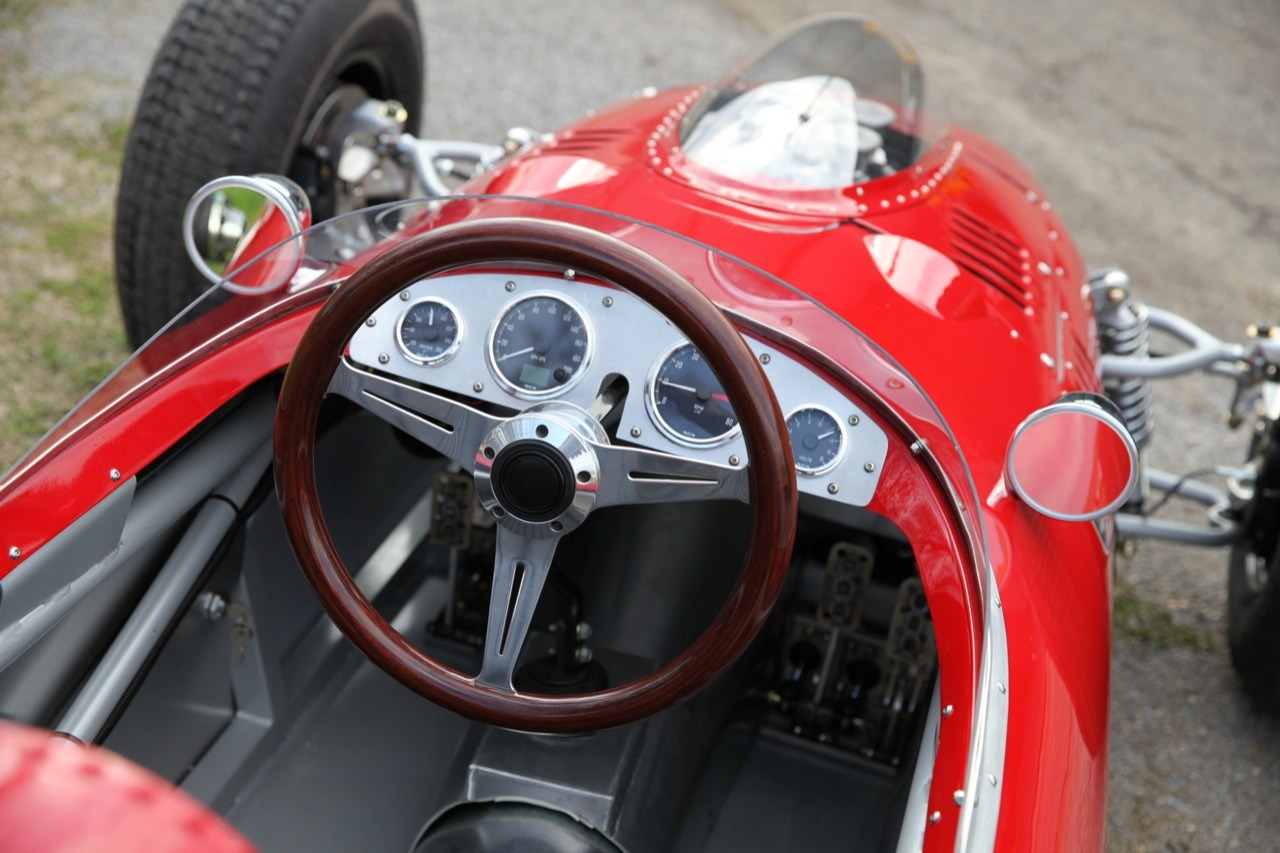 1958 Ferrari F1 Replica with a Motus V4 – Engine Swap Depot
