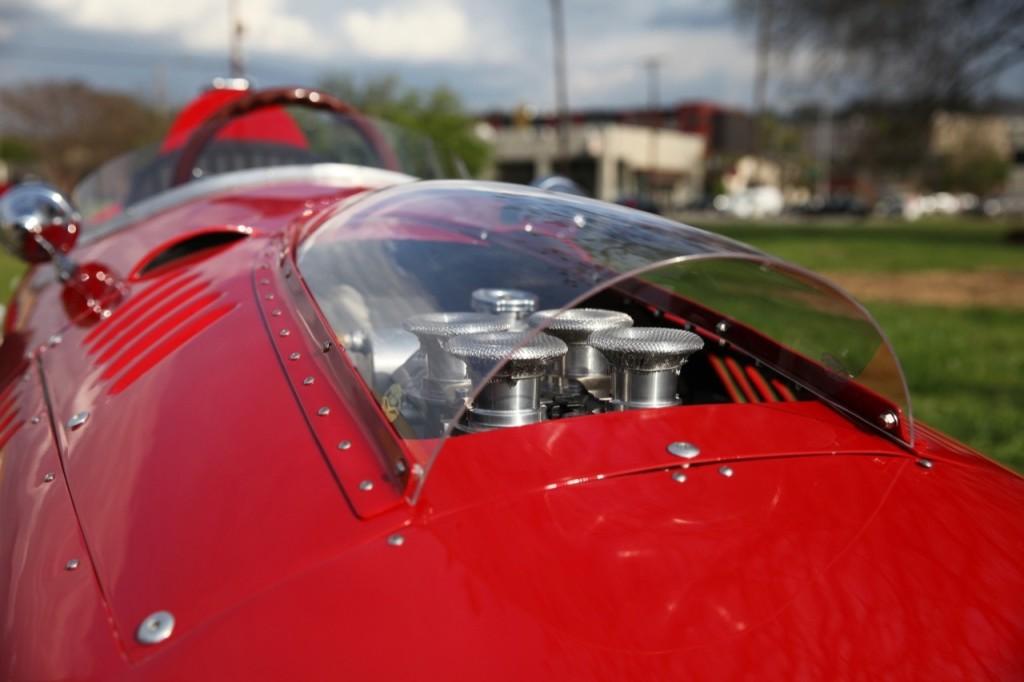 RCR Monoposto 1958 Ferrari F1 Replica with a Motus V4