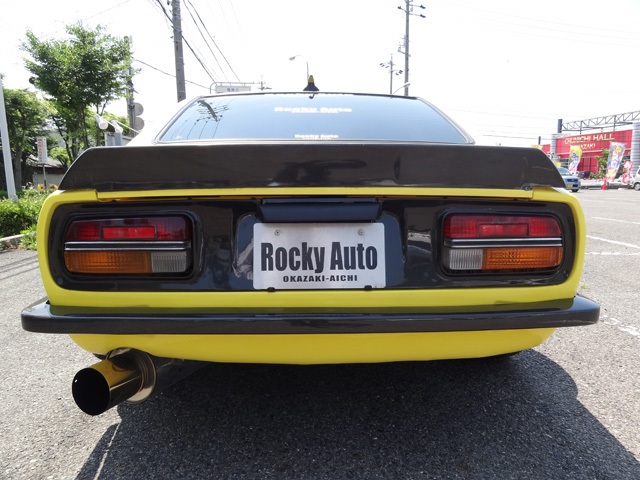 Rocky Auto 1974 Nissan Fairlady Z with a 2JZ