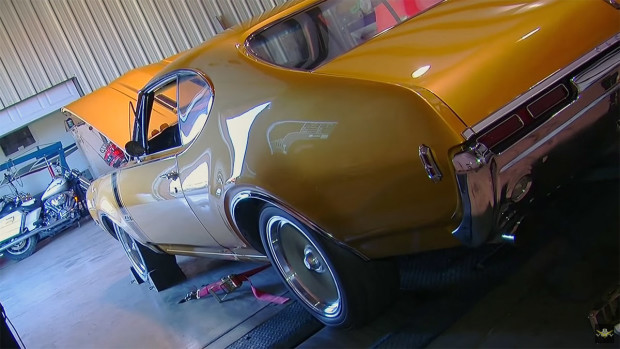 1968 Oldsmobile Cutlass with a LSA V8 Part 4