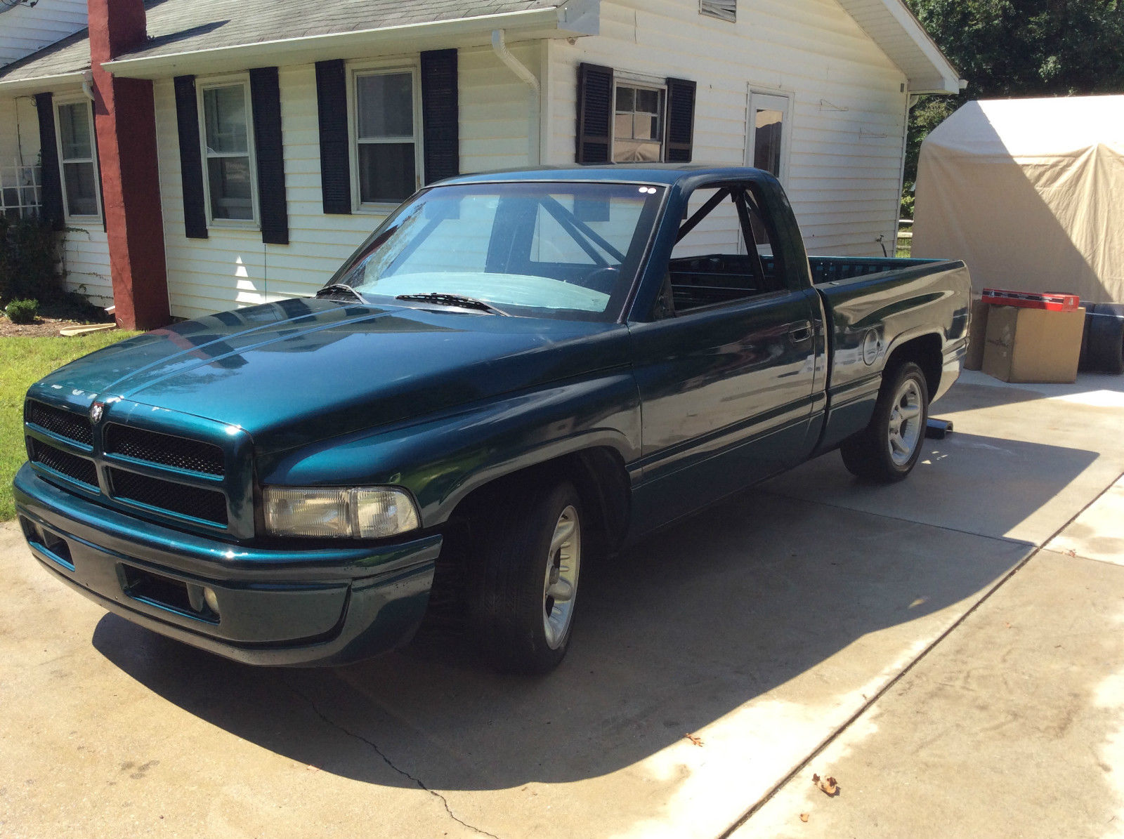 For sale dodge ram 1500 with a magnum v10 engine swap depot Dodge ram motors