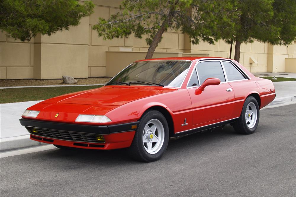 Ferrari 400i With A Lt1 Engine Swap Depot