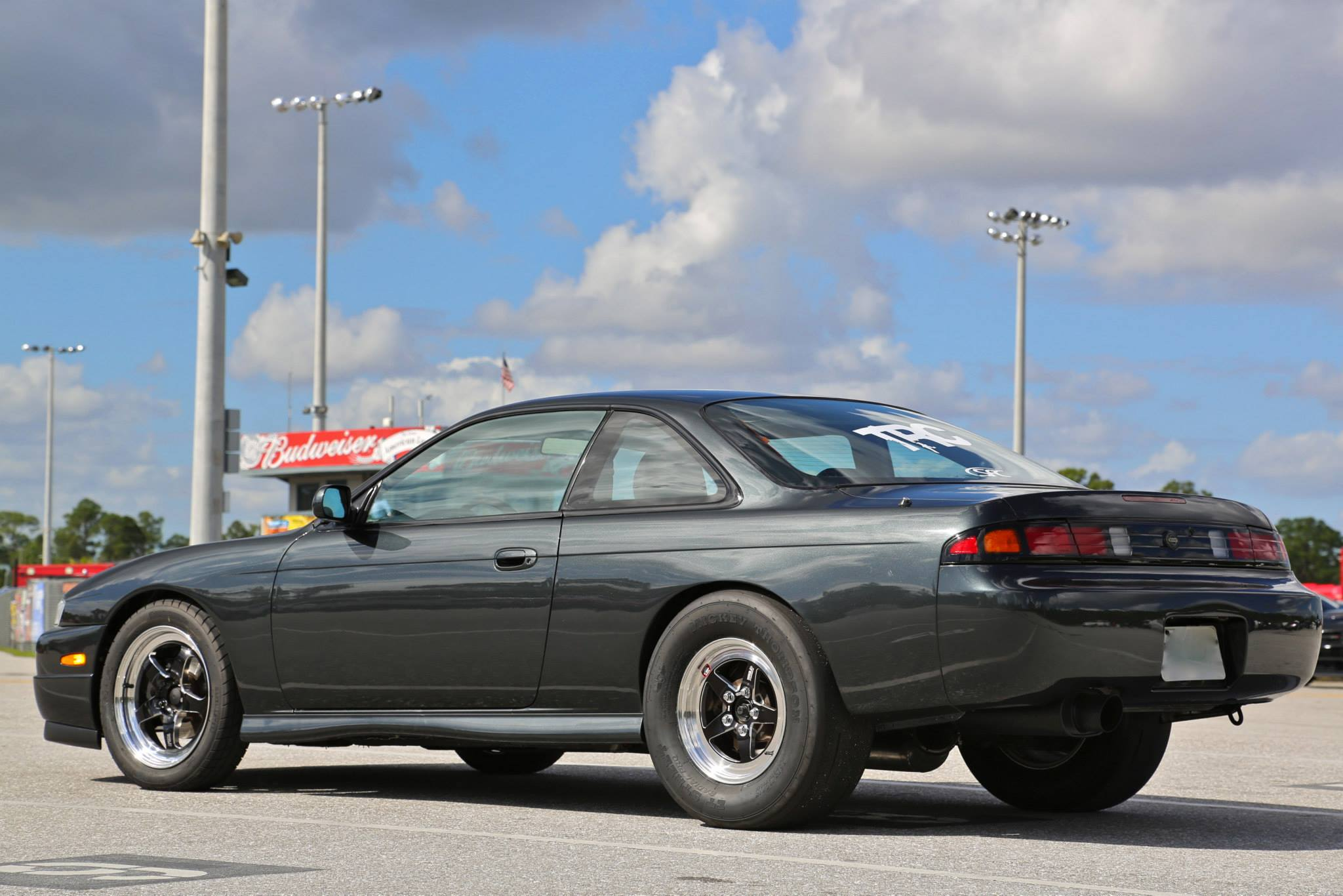 Trc Nissan 240sx With A 2jz Enters The 7 Second Club Engine Swap Depot 1998 For Sale