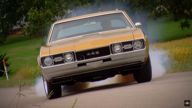 1968 Oldsmobile Cutlass with a LSA V8 Part 6