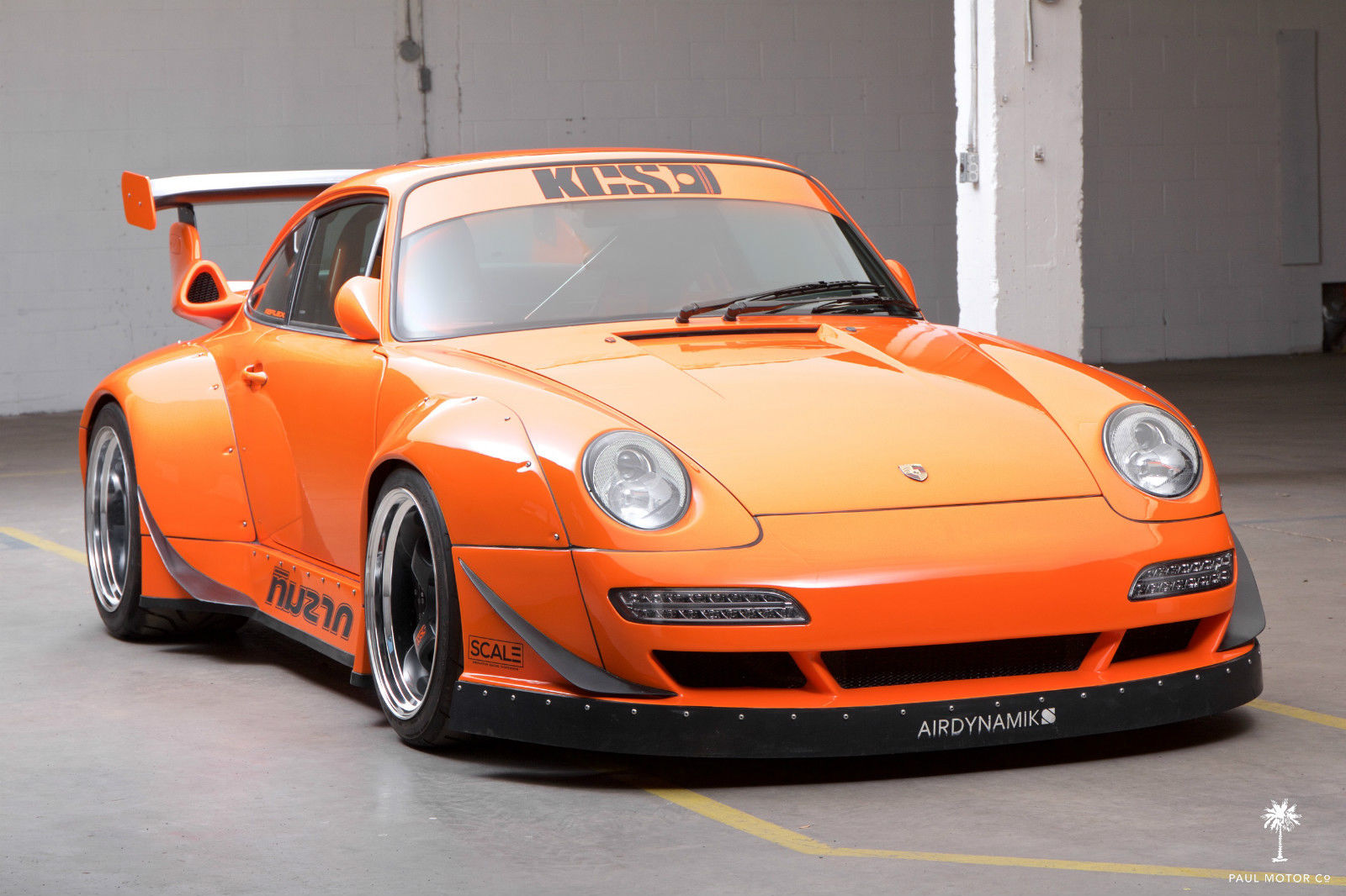 1995 porsche 911 with a ls1 engine swap depot rh engineswapdepot com Pinout LS1 LS1 Conversion Wiring Harness