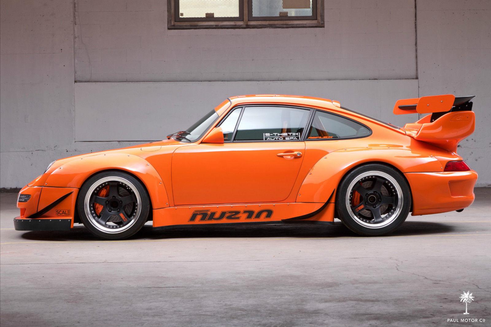 1995 Porsche 911 With A Ls1 Engine Swap Depot