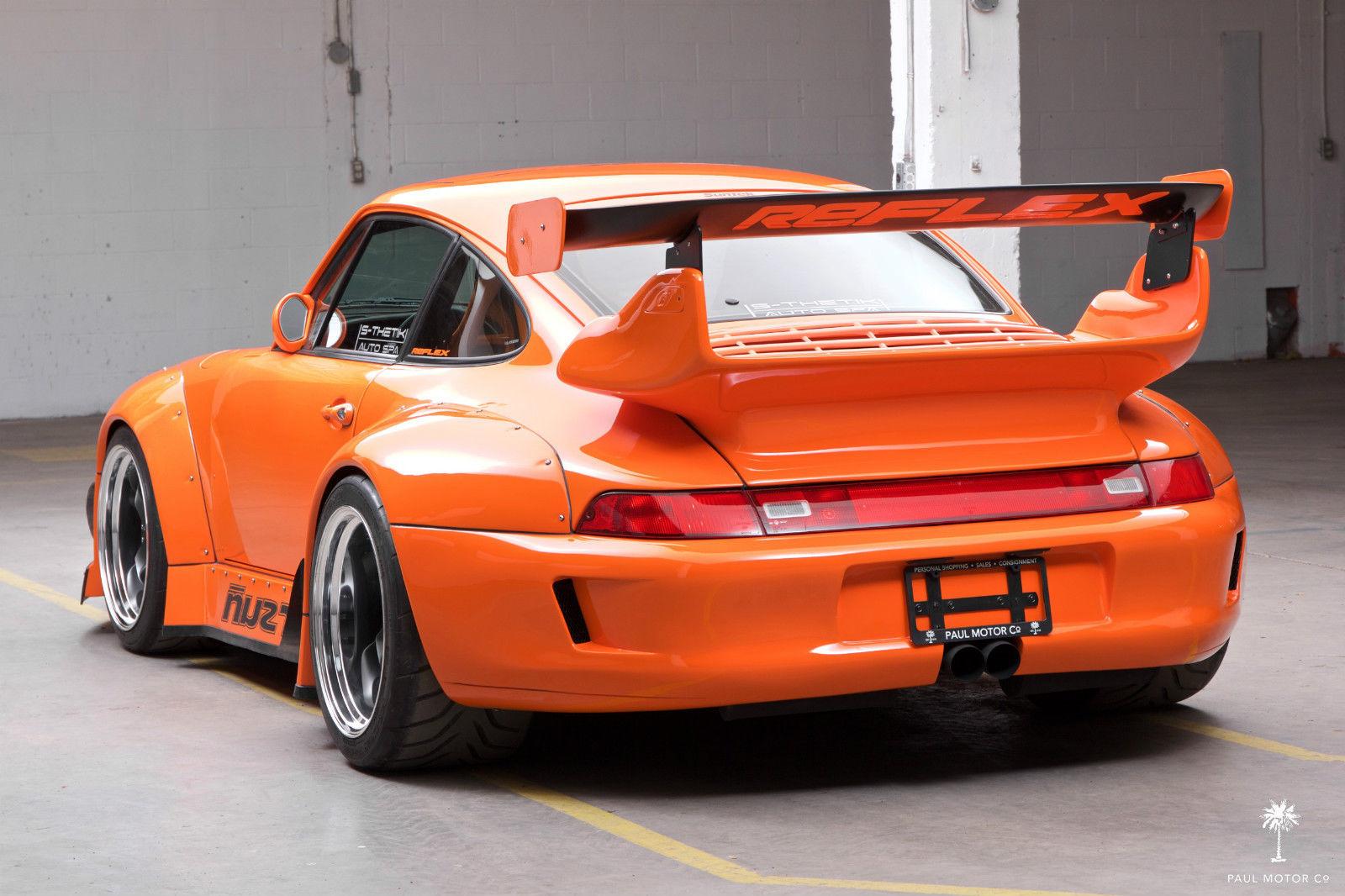 1995 Porsche 911 With A Ls1 Engineswapdepot Com