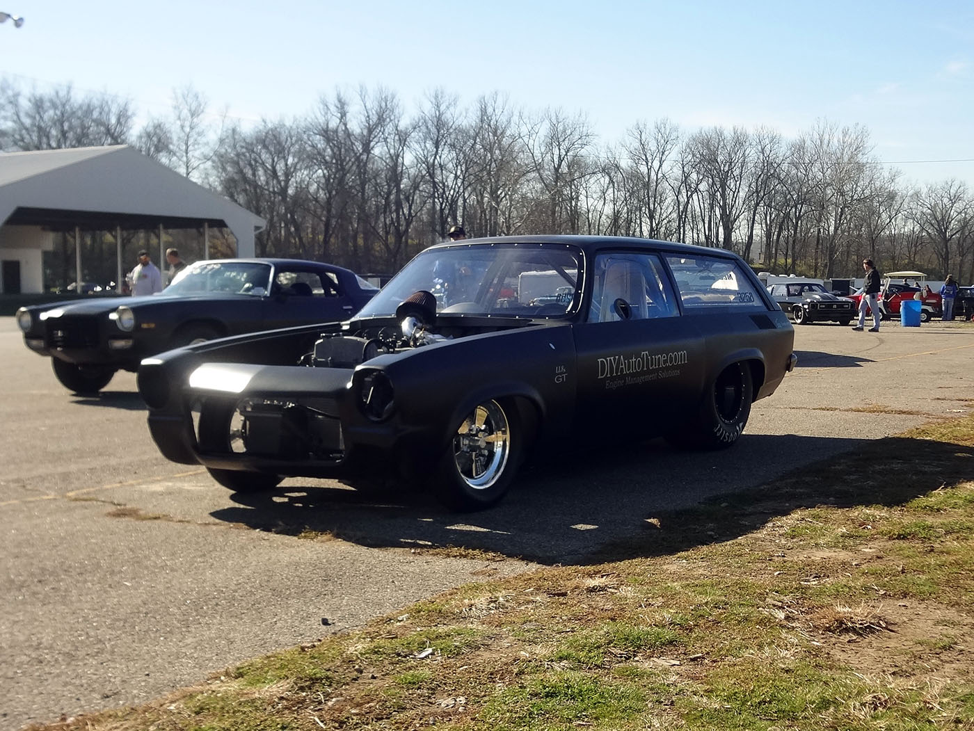 Chevy Vega Drag Car Build - Cars Image 2018