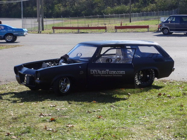 Chevy Vega Wagon with a Vortec 4200