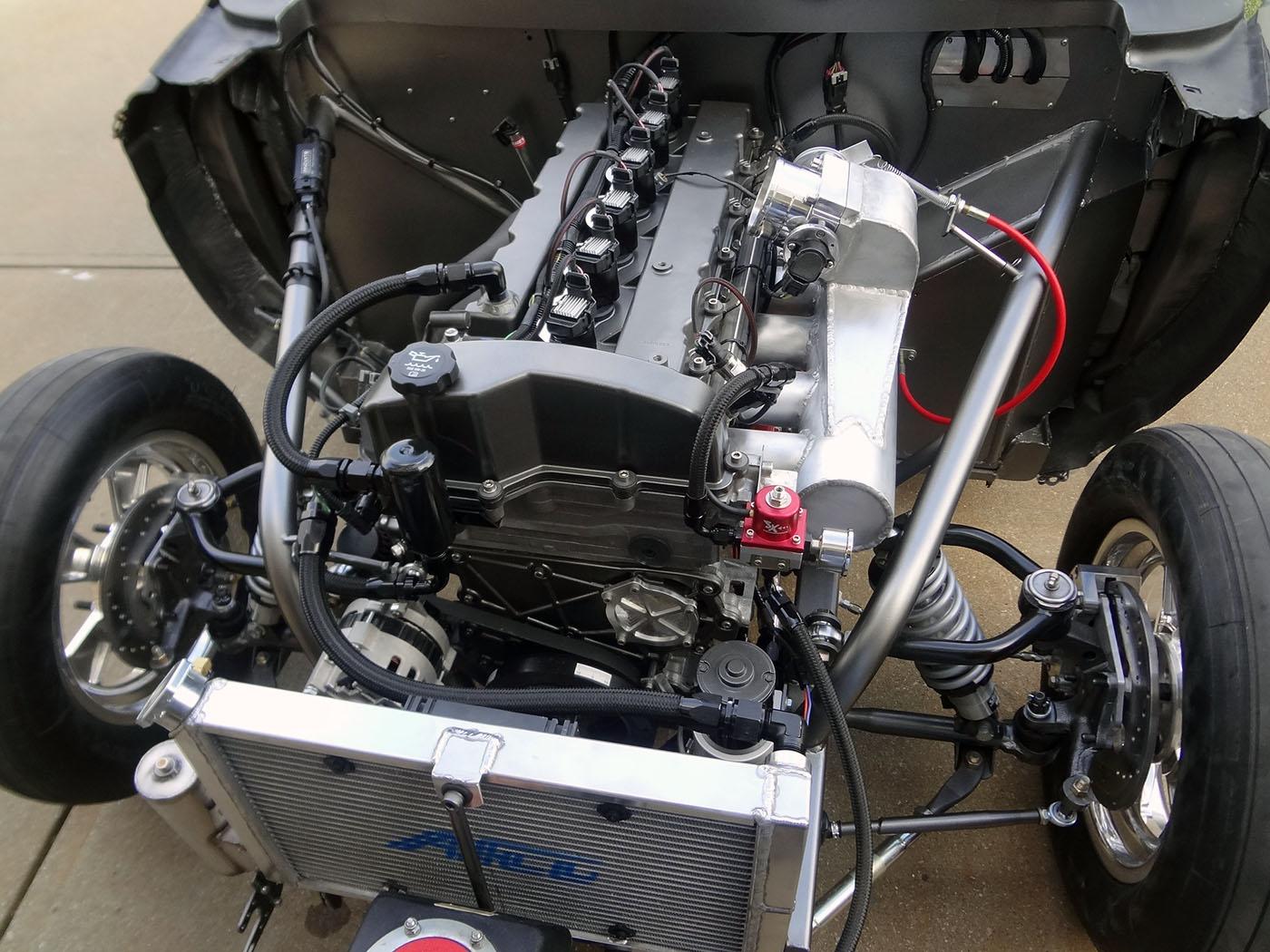 Vega Wagon with a Vortec 4200 – Engine Swap Depot