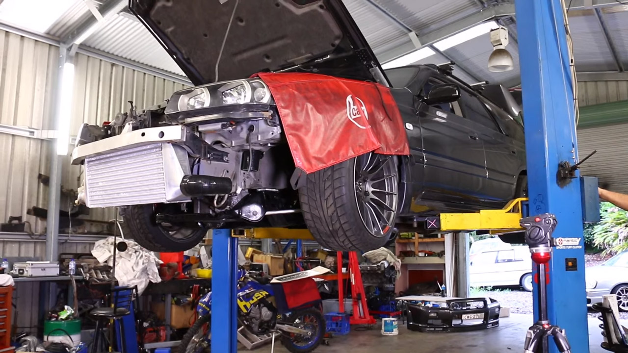 Double Unicorn Stagea >> Double Unicorn: Nissan Stagea with a Turbo VH41DE – Part 13 - engineswapdepot.com