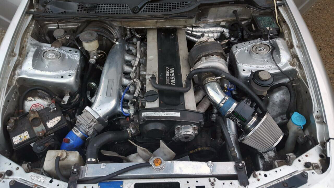 Honda Integra With A Nissan Rb25 Engine Swap Depot
