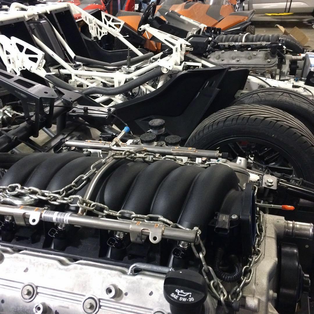 Polaris Slingshot With A Turbo Ls3  U2013 Engine Swap Depot