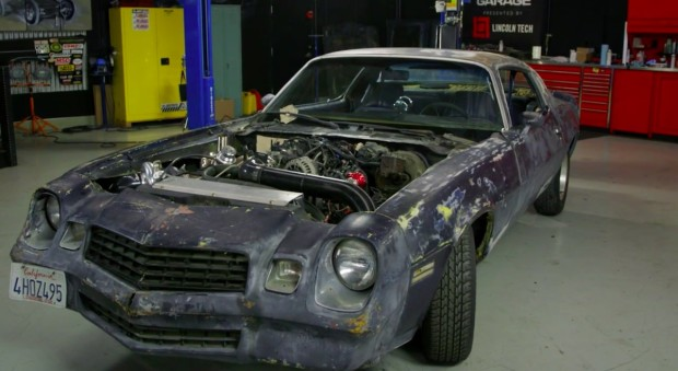 Project Bonemaro 1979 Camaro with a turbo LM7 Part 2