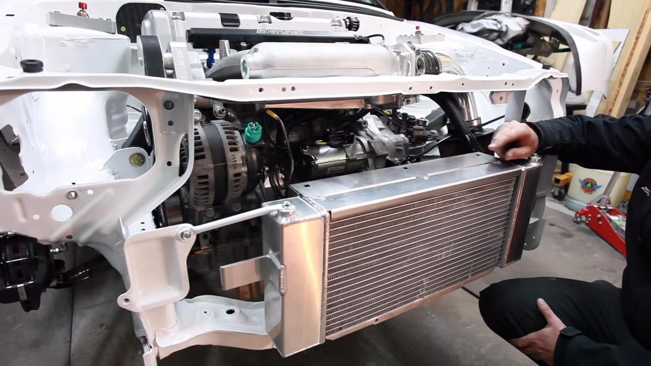 Suzuki Swift With A K20 Update  U2013 Engine Swap Depot