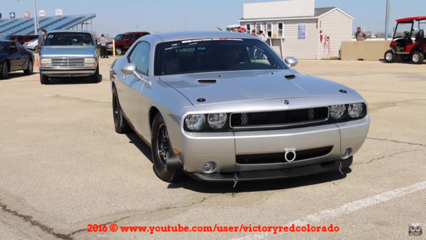 2010 Challenger with a turbo LSx